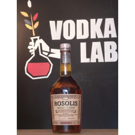 Rosolis Herbal Liqueur