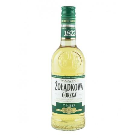 Zoladkowa Gorzka Menthe