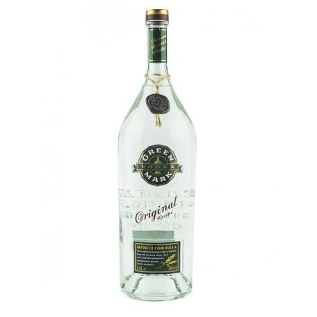 Green Mark Traditional Vodka (Zelonaya Marka / Зеленая марка)