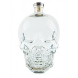 "Crystal Head Magnum Vodka ""Tête de Mort"""