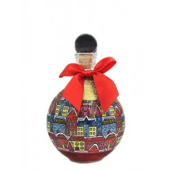 Chopin Vodka Boule De Noel Rouge 40%