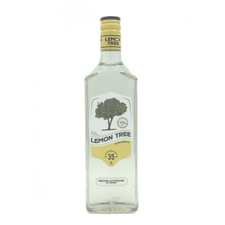 Lemon Tree Vodka Citron 35%