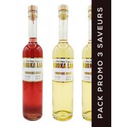 Pack Business Class - 3 saveurs (au choix)