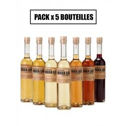 Les Petites Eaux - Pack de 5 saveurs