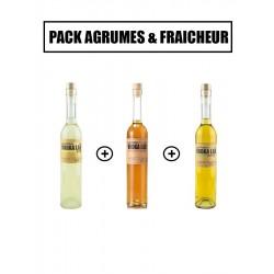 Pack Agrumes & Fraîcheur