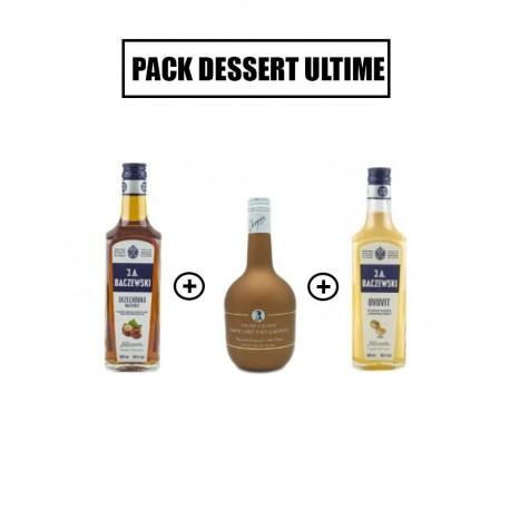 Pack Promo Dessert Ultime