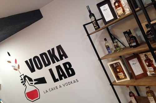 VODKA LAB RENNES