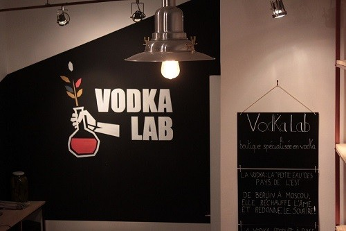 VODKA LAB PARIS